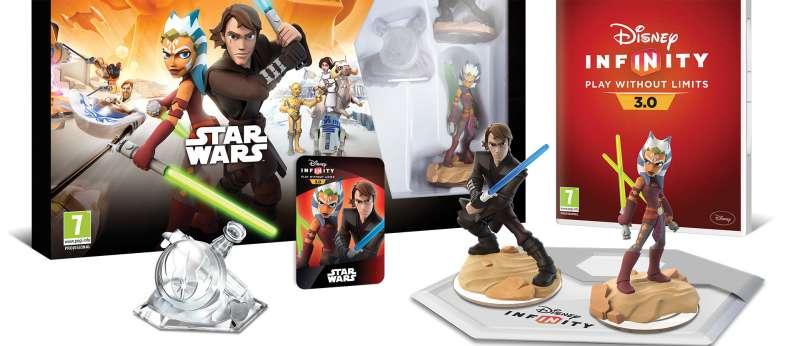 Disney Infinity 3.0 : Star Wars annoncé !